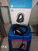 HP gaming headset