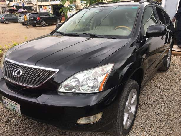 Very clean Lexus RX330 in a very good condition Garki II - image 1