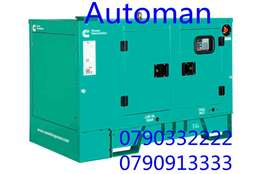 Generator Available