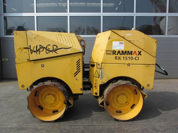 Rammax RX1510-CI - 2009