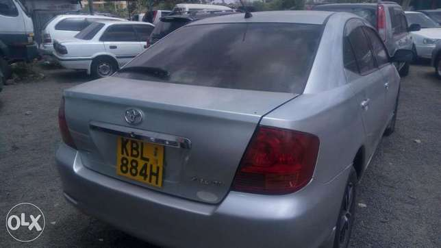 Toyota ALLION for sale Umoja - image 7