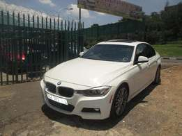2014 bmw 320d m sport automatic for sale