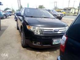 Very good ford edge nothing to fix
