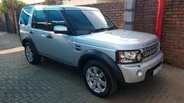 Land Rover Discovery 4 3.0 Tdv6 S