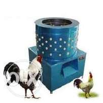 Chicken Feathers Removal Machine