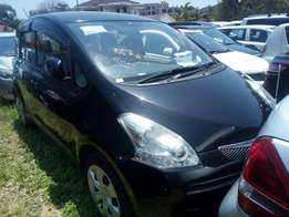 Toyota Ractis Black Just Arrived