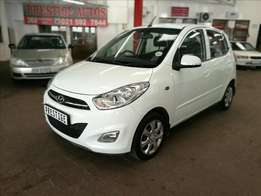 2013 Hyundai i10 1.2S A/T with ONLY 55000km's,Full Service History