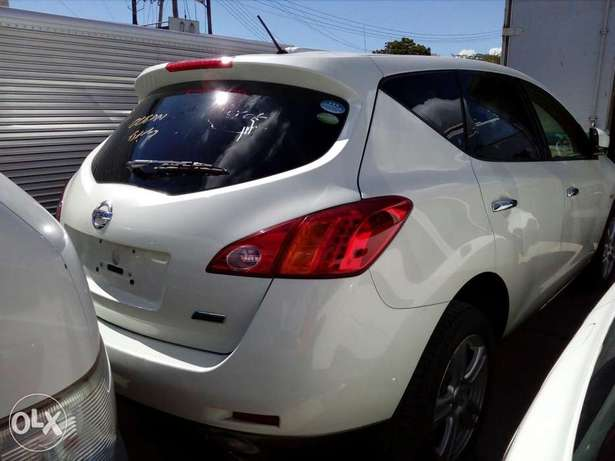 Nissan murano new plate number fresh import exquisite white fully load Mombasa Island - image 3