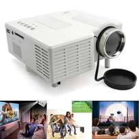 Portable Cinema Theater Projector. Brand New. Boxed. With Accessories.