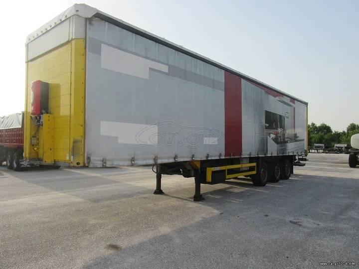 Schmitz Cargobull GRUENENFELDER SLA 35A '06 - 2006