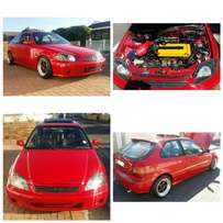Honda civic b16 vtec for sale