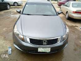 Reg 2008 Honda Accord evil spirit