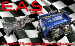 Engines and Gearboxes for sale