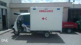 Lifan Three Wheeler ambulance