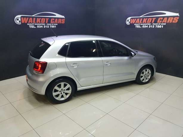 2013 VW Polo 6 1.4 Comfortline 5DR Newcastle - image 2