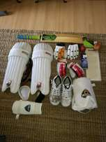 Full cricket kit kit in good condition