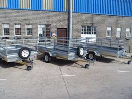 custom trailers including,Quad trailers,Vending Trailers,Food trailers