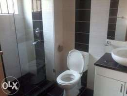 3 BEDROOM APARTMENT with ample parking all en suite