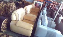Furniture World, LEATHER SOFA