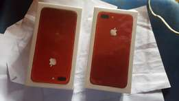 Brand new iPhone 7plus RED 128gb for sale