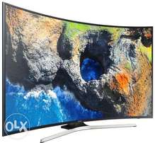 SAMSUNG 55'' Curved ULTRA HD Smart TV