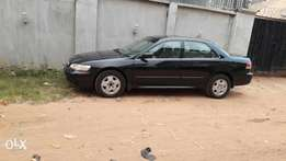 Neat Honda Accord 2002 (baby boy) for sale