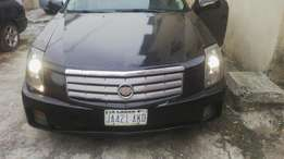 Give away Cadillac CTS Sharp,Awoof give away clean with chilling AC.