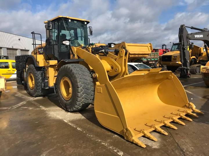 Caterpillar 950 GC (2pc) - 2017