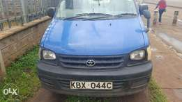 Cleanest Townace KBX 2006 auto petrol for 650k