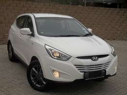 2015 Hyundai IX35 2.0 Premium 4x2 Manual