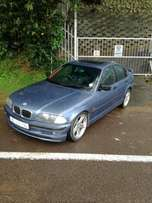 2001 Bmw 318i E46 Full house Automatic with sunroof Bargin
