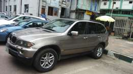Extremely Clean BMW X5 Series