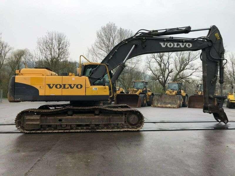 Volvo EC360 CL **BJ2008 *16520H** - 2008 - image 6
