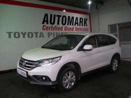 The answer to your driving needs, 2013 HONDA CRV 2.0 COMFORT