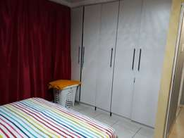 Room with toilet, shower and buildin cupboard to rent at R 1900