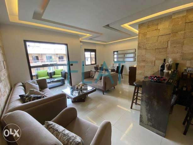 Decorated Apartment for Sale in New Rawda - FC2017