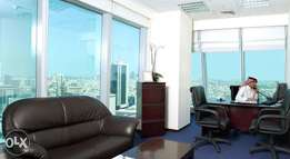 Doha, West Bay Office - Spaces