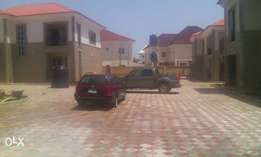 4 units of 4bedroom duplexes for rent in Wumba District