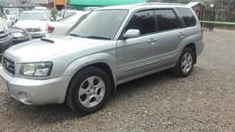 subaru forester 2003 super clean auto turbo buy n drive original paint