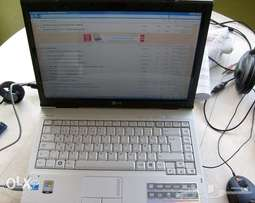 Perfect Uk Used LG R400 Laptop Intel Core2 Duo 2GB Ram 160GB HDD