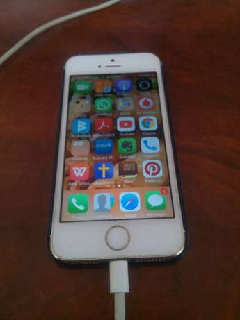 IPhone 5s (16gb) for sale Okponglo - image 1