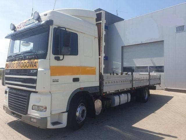 DAF 95 430 SHD/Klima/R CD/eFH./NSW/Dachspoiler - 2005