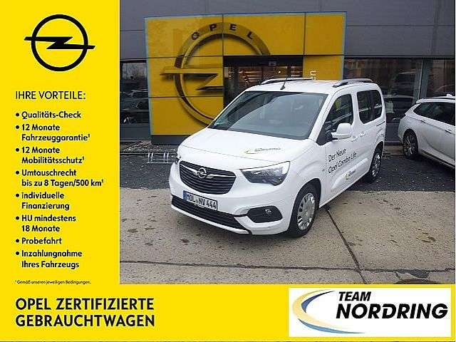 Opel Combo Life Edition L1h1 1.5 Diesel S/s 6d-temp - 2018