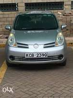 Nissan note.KCB