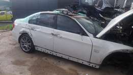 bmw e90 325i facelift stripping