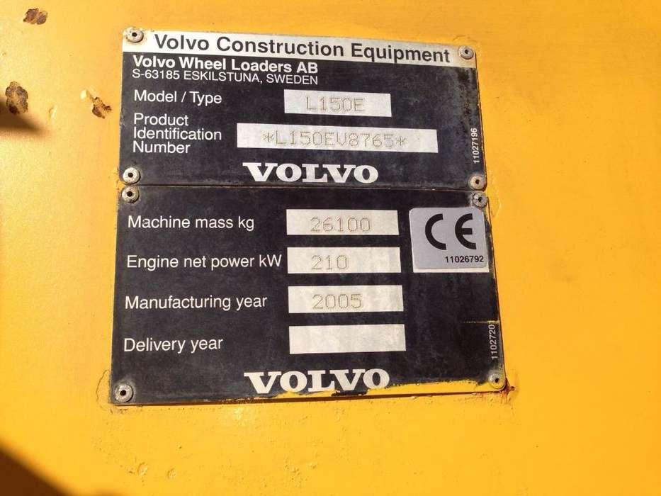 Volvo L 150 E - 2005 - image 5