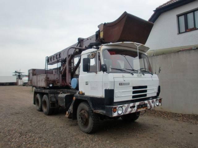 Tatra 815 UDS (ID7398) - 1989