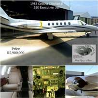 1983 Cessna Citation II - 550 Executive Jet