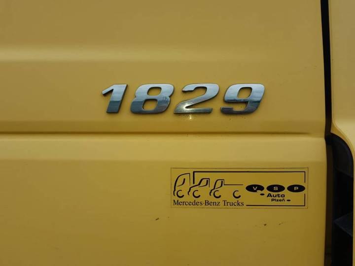 Mercedes-Benz Axor 1829 4x4 S3 - 2007