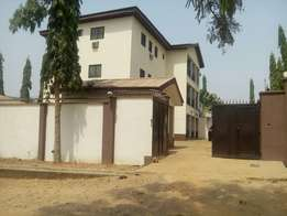 A very good 3Bedroom flat at Katampe district Abuja
